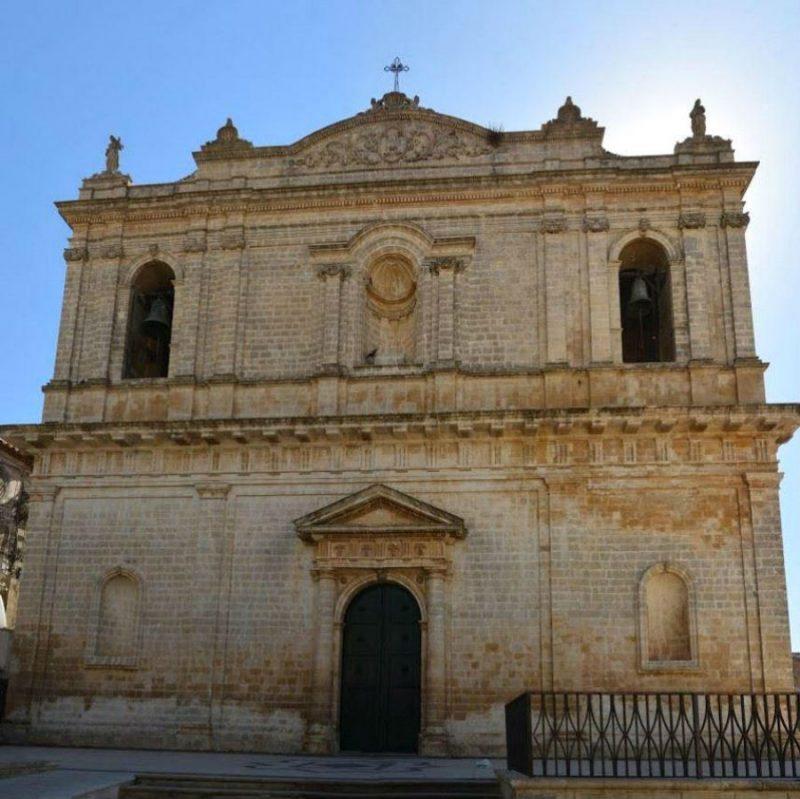 Caravaggio A Palazzolo Acreide-chiesa