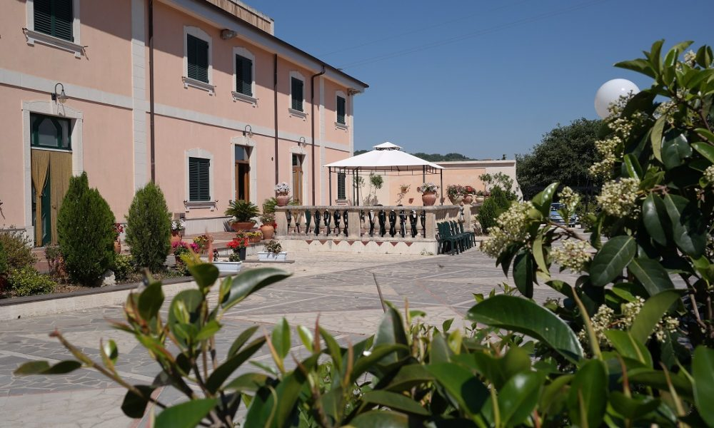 Hotel Colle Acre-ingresso