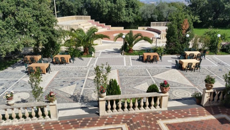 Hotel Colle Acre-Esterni