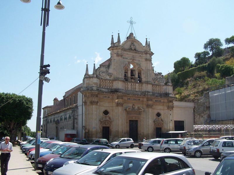S. Sebastiano A Melilli