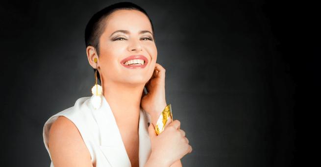 Silvia Salemi cantante di Palazzolo