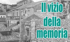 il vizio della memoria, in ricordo di Giuseppe Fava