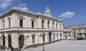 Municipio in piazza del Popolo