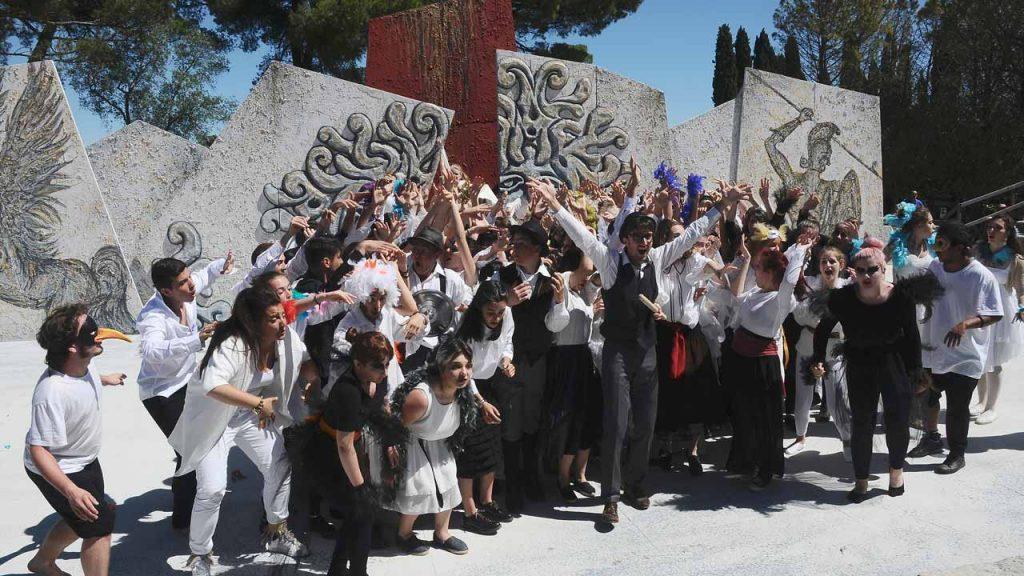 Teatro Classico Dei Giovani Festival