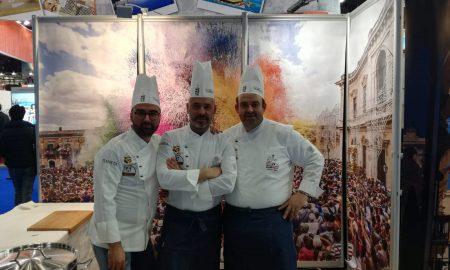 Gli chef a Bruxelles