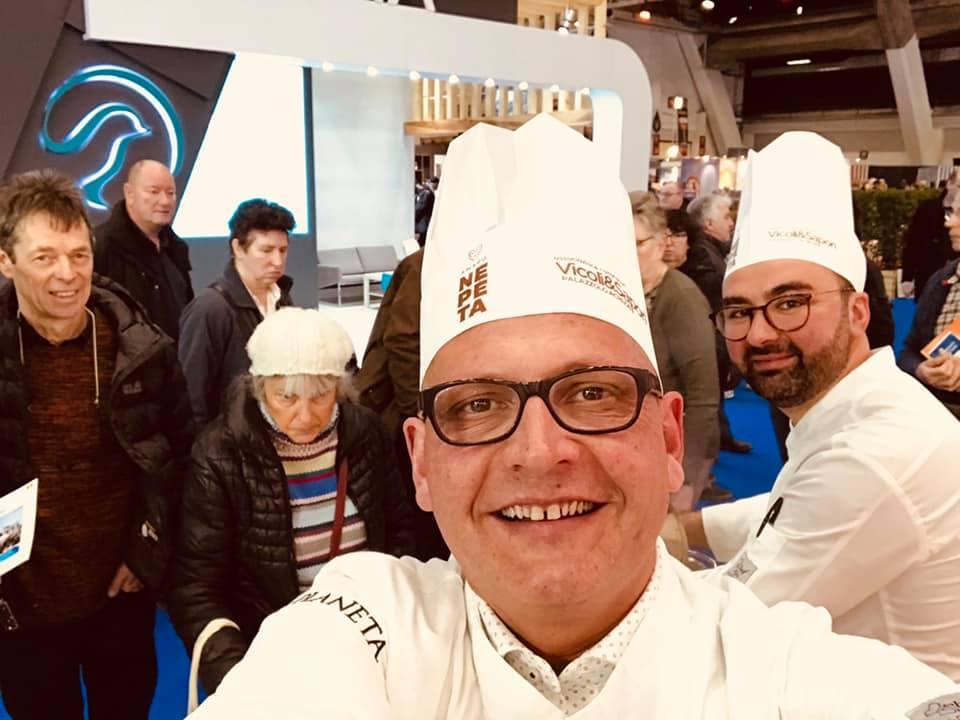 Gli chef di Vicoli & sapori