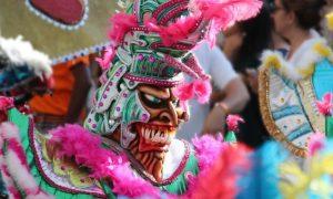 Carnevale Di Palazzolo Acreide Maschera