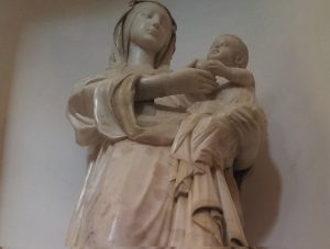 La Madonna col bambino di Francesco Laurana A Palazzolo Acreide