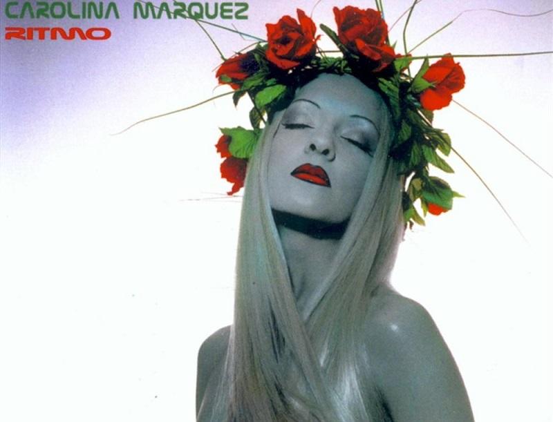Carolina Marquez - copertina del singolo Ritmo