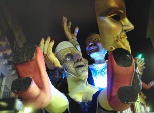 Il Carnevale palazzolese - carro