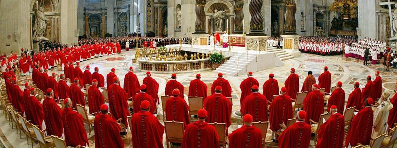 Francesco Carpino - il Collegio Dei Cardinali