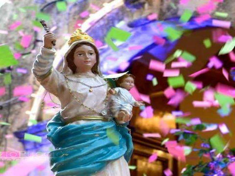 Nuovo simulacro della Madonna del Soccorso