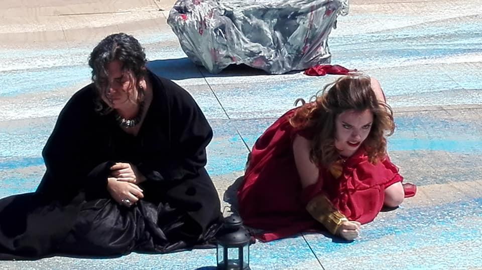 Il festival del teatro dei giovani a Palazzolo