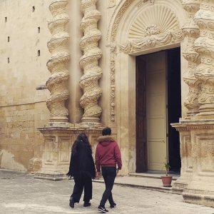 Annunziata Chiesa di Palazzolo per il turismo accessibile