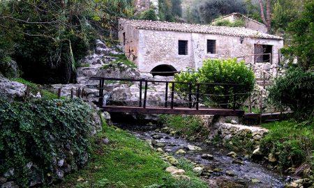 L'offerta culturale di Palazzolo Acreide con il mulino Santa Lucia per gli Ecomusei
