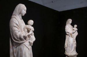 La Madonna con bambino di Laurana in mostra a Palazzolo