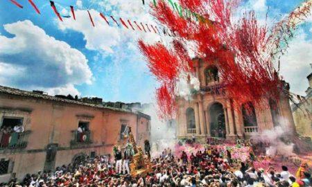 Dolce & Gabbana scelgono la festa di San Paolo di Palazzolo
