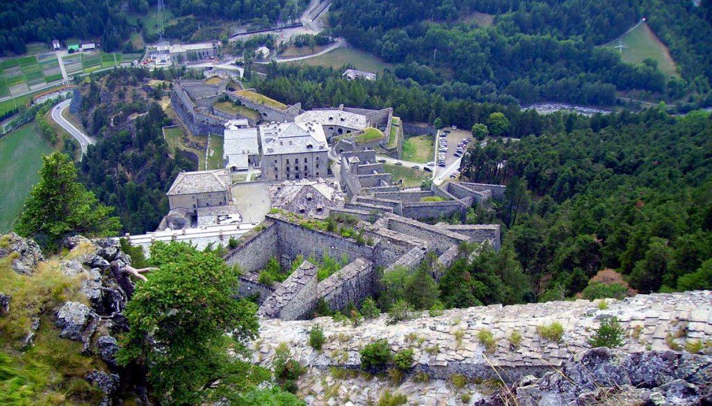 borghi e centri storici - Forte Di Fenestrelle