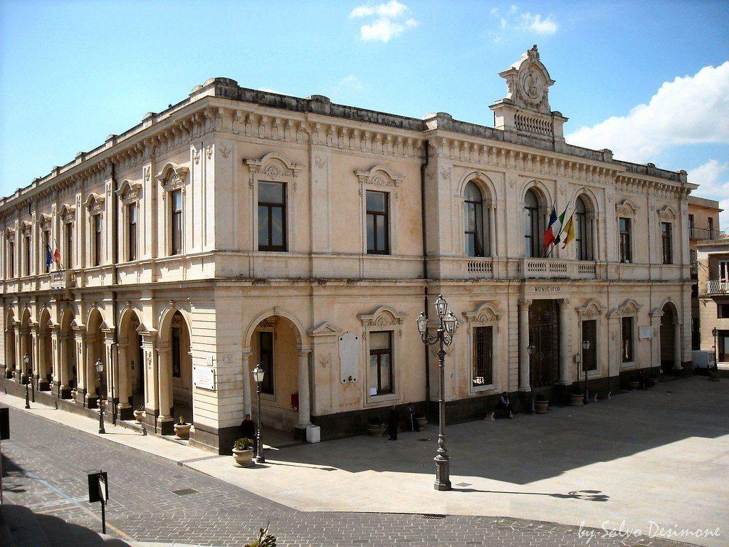 borghi e centri storici - Municipio Di Palazzolo Acreide