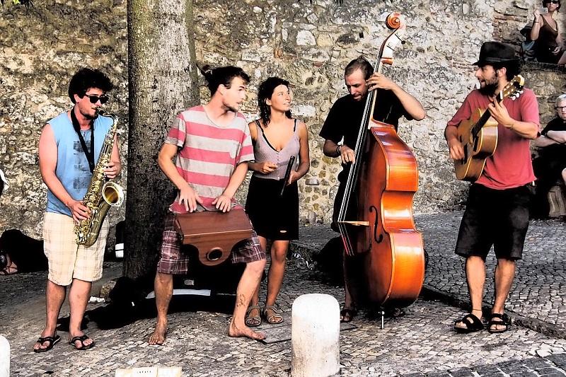 Festa della Musica - Musicisti In Strada