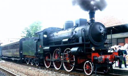 Treno Storico Del Gusto