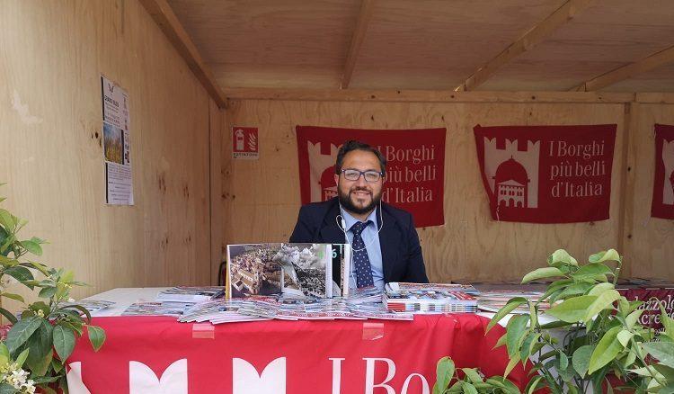 Aiello Maurizio assessore che ha presentato progetto sull'ecosostenibilità