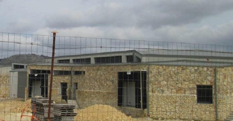 Frigomacello di Palazzolo completato