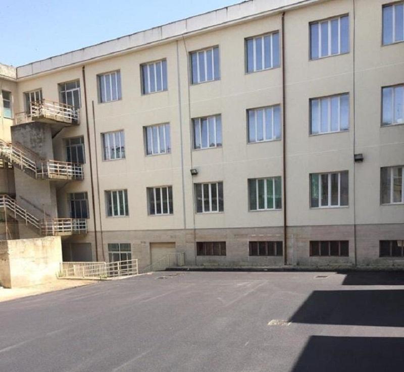 Scuola Media di Palazzolo, oltre alle strade anche lavori nel campetto