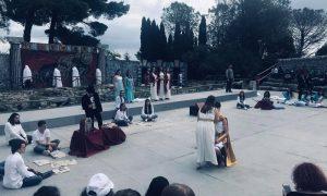 Il liceo La Rosa di Canicattini al Festival