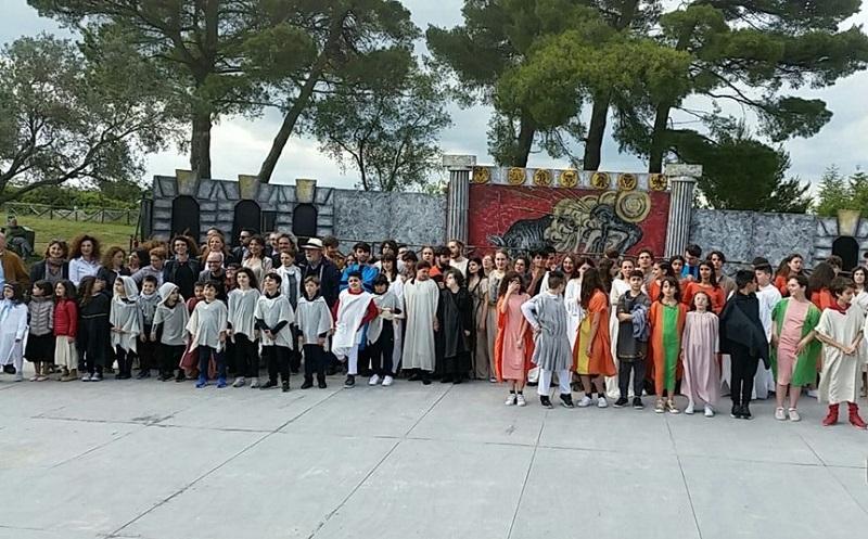Inda Scuola Balestra al festival
