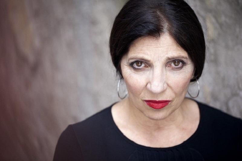 Lucia Sardo attrice di teatro