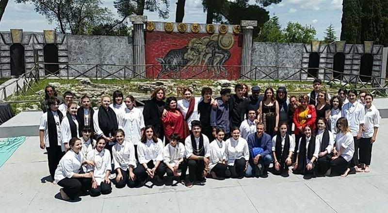 La scuola Raeli Di Noto al Festival