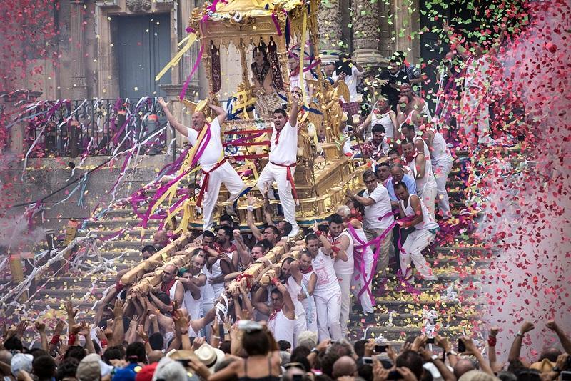 Festeggiamenti - La Sciuta Di San Sebastiano