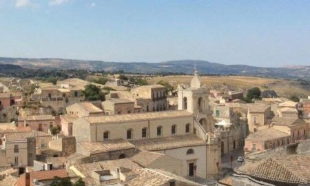 Andar per quartieri - vicoli Palazzolo Acreide