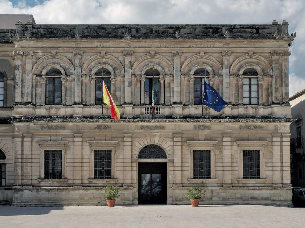 Palazzo Cappellani - Museo Archeologico Di Siracusa