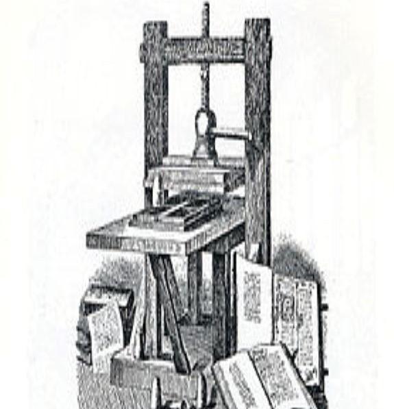 Torchio tipografico da wikipedia