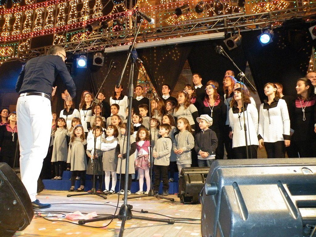 Festival Voce dei piccoli - Stefano Nanni E Coro Verdi Note