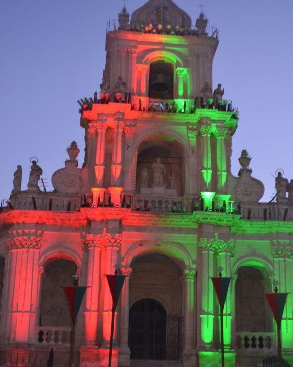 Chiesa San Paolo a festa