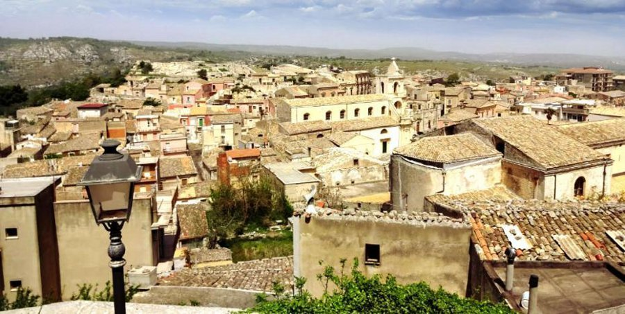 Il borgo di Palazzolo Acreide, arrivato secondo nella sfida
