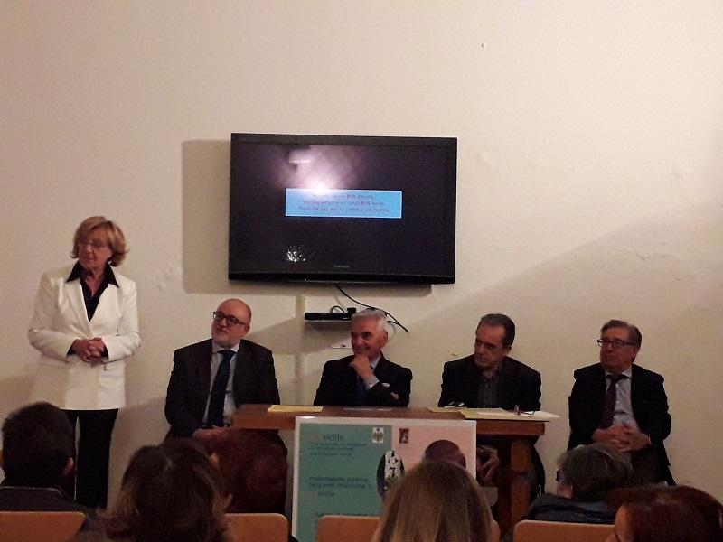 Bcsicilia la presentazione al Museo dei viaggiatori di Palazzolo