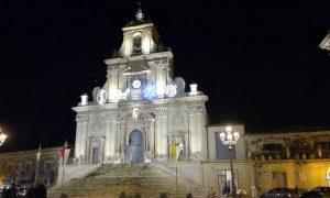La basilica di San Sebastiano pronta per la festa delle Varette