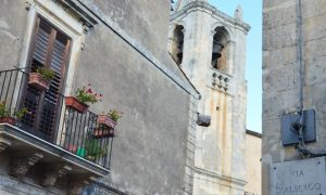 Via D'Albergo, via dedicata alla famiglia di Giuseppe D'Albergo