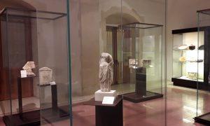 Mostra di archeologia al museo Cappellani