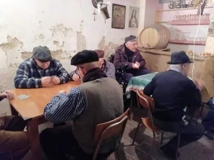 I figuranti del Presepe Vivente per il Natale di Palazzolo