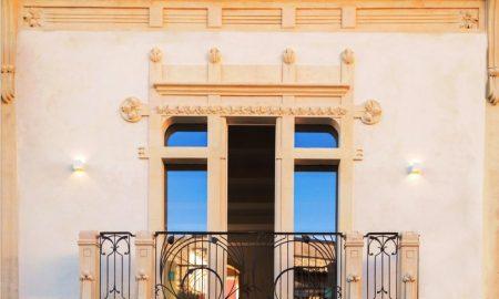 La sede di San Sebastiano contemporary a Palazzolo