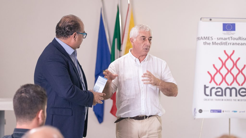 Barone Antonio del progetto Trames