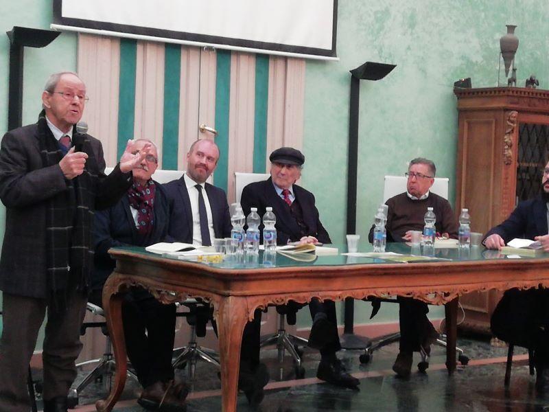 Conferenza Sicilia i luoghi del genio. Prof. Emanuele Messina