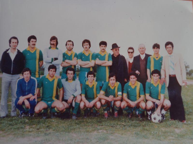 Il calcio palazzolese: Squadra Palazzolese (archivio Santoro)