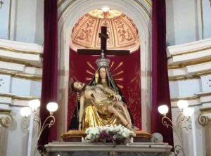 Per la Pasqua a Palazzolo si svela L'Addolorata
