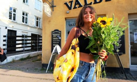 Chiara Lo Zito che da Palazzolo si è trasferita in Danimarca